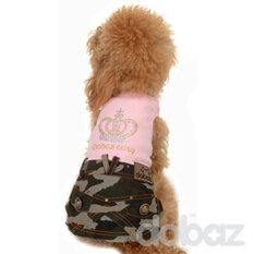 Militär klänning