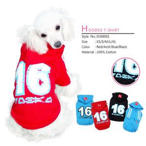 Hoodie Sport Blå