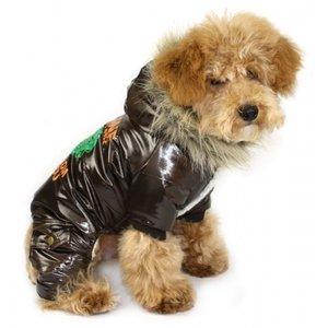 Hundoverall cool stuff brun