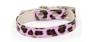 Halsband Leopard