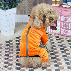 Hundoverall Jumpsuit orange